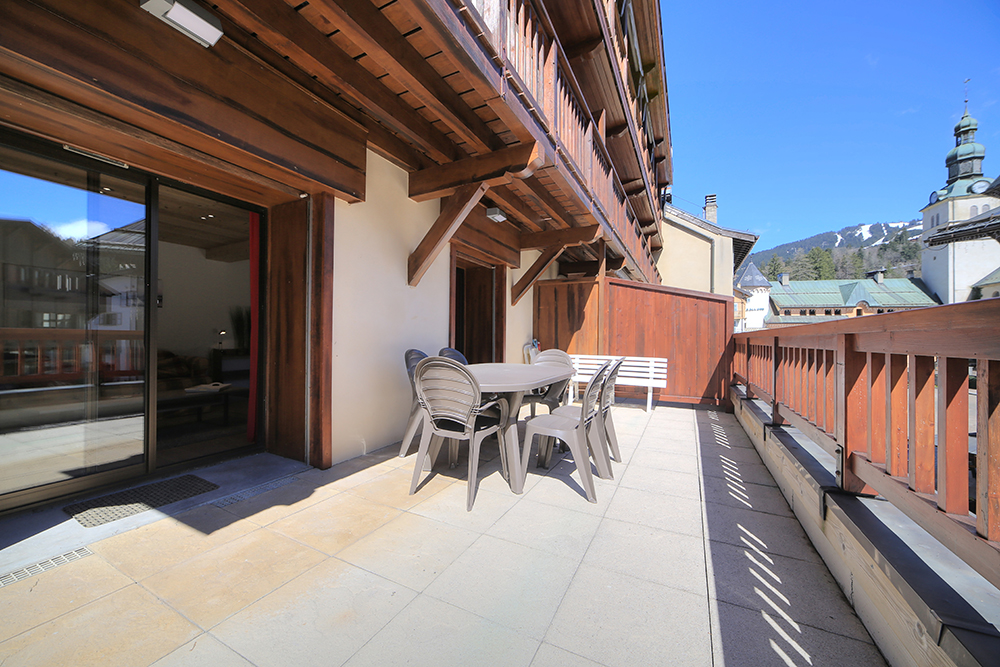 See details MEGEVE Apartment 4 rooms (1023 sq ft), 5 bedrooms